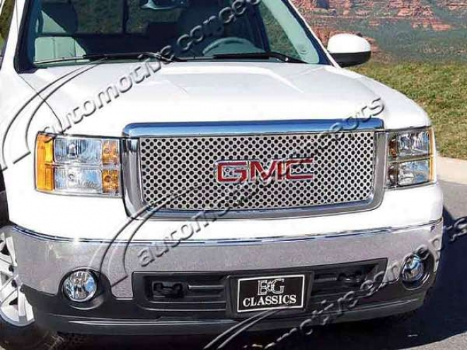 """07-10 Gmc Sierra 1500 E&g Classics Denali Style """"z"""" Grille"""