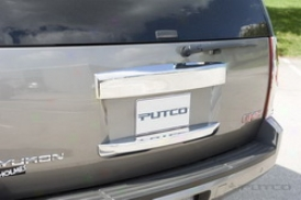 07-10 Gmc Yukon Putco Tailgate Handle Cover 400037