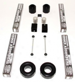 07-10 Jeep Wrangler Trailmaster Lift Kit-suspension W/shock J4612ssv