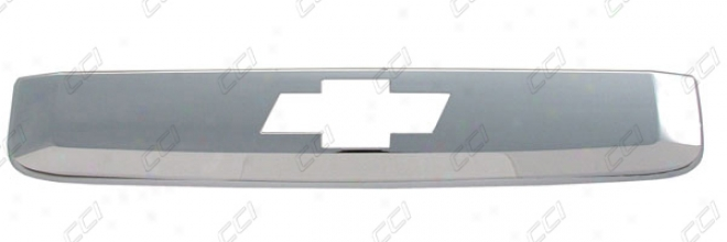 07-10 Tahoe Coast To Coast International Chrome Abs Rear Hatch Trim