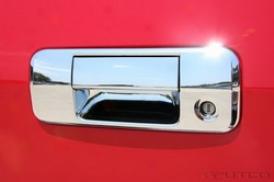 07-10 Toyoat Tundra Putcoo Tailgate Handle Cover 400094