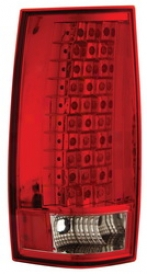 08-09 Chevrolet Avalanche Anzo Tail Light Assembly 311082