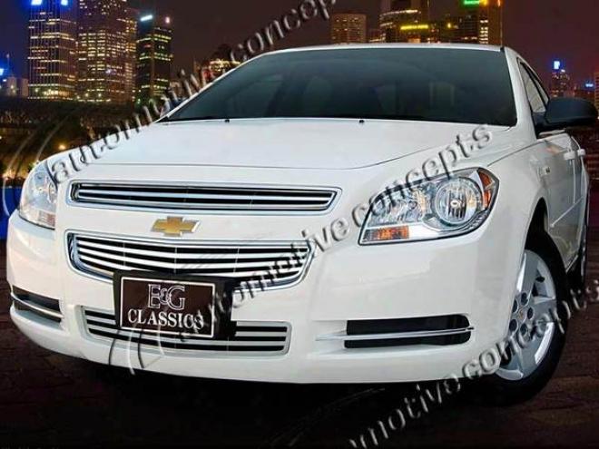 """""""08-09 Chevrolet Malibu E&g Classics 3pc """"""""q"""""""" Grile 1064-0185-08q"""""""