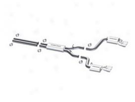 08-099 Dodge Challenger Magnaflow Exhaust System Violin 16755
