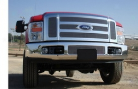 08-09 Ford F-250 Super Duty T-rex Grille Cover 21563