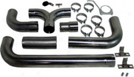 08-09 Stream F-350 Super Duty Mbrp Exhaust Exhaust System Kit S8202409