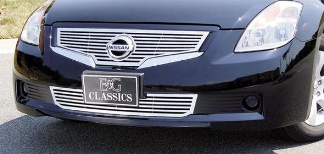 """""""08-09 Nissan Altima E&g Classics Lower 1/4 X 1/4 """"""""q"""""""" Grille"""""""