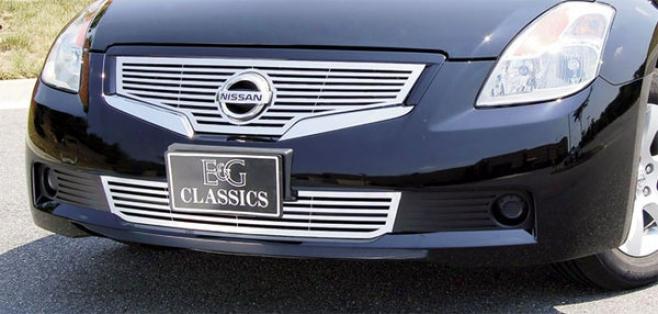 """""""08-09 Nissan Altima E&g Classics Upper 1/4 X 1/4 """"""""q"""""""" Grille"""""""
