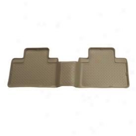 08-10 Buick Enclave Husky Liners Floor Interweave 61023
