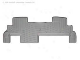 08-10 Buick Enclave Weathertech Floor Mat Rear 441112