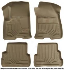 08-10 Chevrolet Malibu Husky Liners Floor Mat 98113