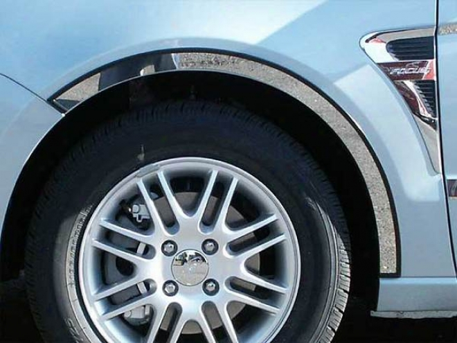 08-10 Ford Focus Quality Fender Trim Wq48345