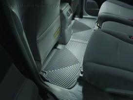 08-10 Toyota Highlander Weathertech Floor Mat Rear 2nd Row W121