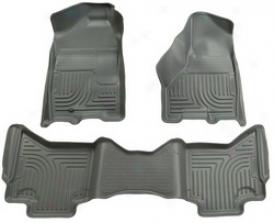 09-10 Dodge Ram 1500 Husky Liners Floor Mat 98012