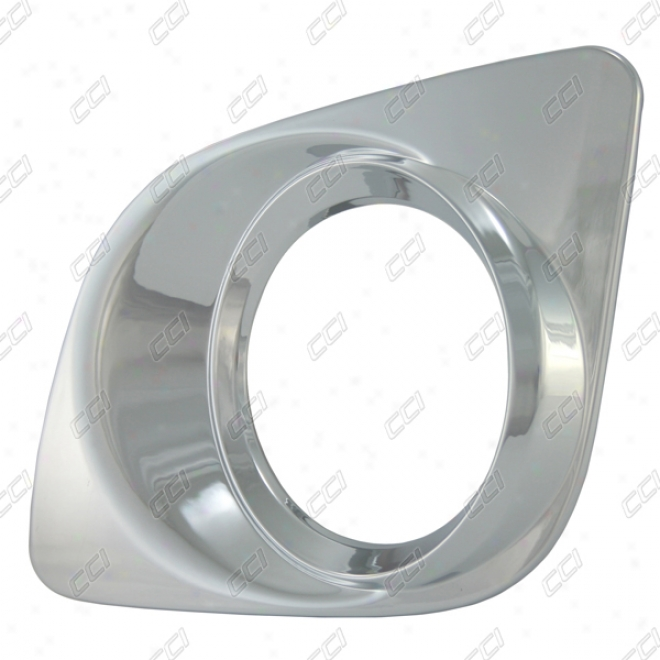 09-10 Venza Coast To Coast International Chrome Abs H3adlight Bezel