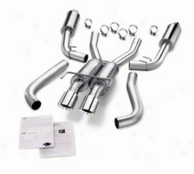 1996, 00-02 Dodge Viper Corsa Exhaust Sysyem Kit 14122