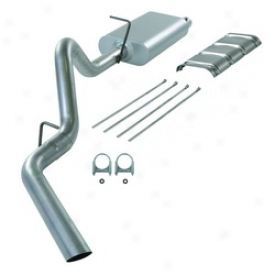 1999 Chevrolet C3500 Flowmaster Exhaust System Kit 17167