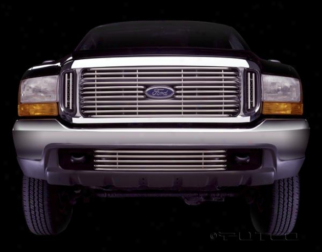 9199 Ford F-250 Putco Virtual Tubular Grilpes 35105