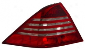 1999 Mercedes-benz S420 Anzo Tail Light Assembly 321055