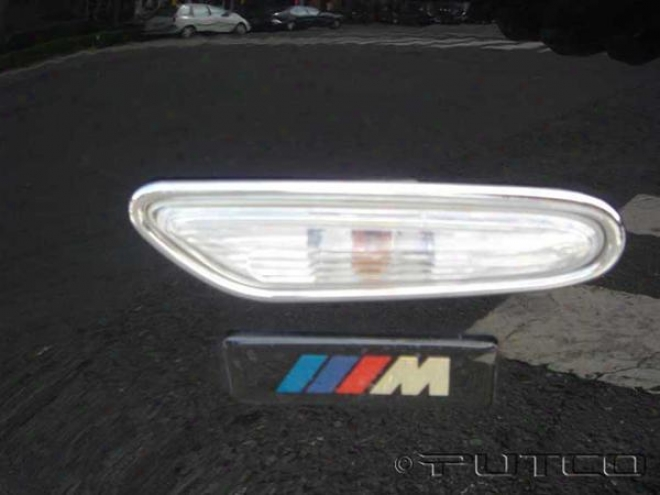2006 Bmw 530xi Putco Side Marker Lamp Covers 403614