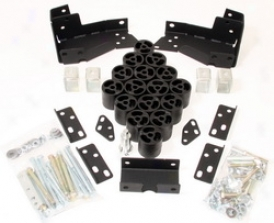 2006 Chevrolet Silverado 1500 Perfoormance Accessories Lift Kit-body