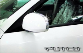 2006 Hyunda Sonata Putco Door Handle Cover 408601