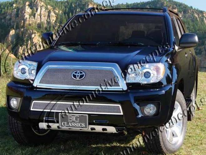 2006 Toyota 4runner E&g Classics 4 Runner Fine Mesh Grille