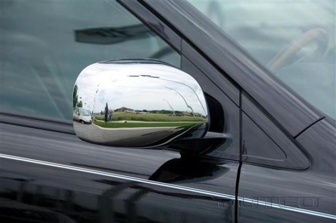 2007 Lexus Rx350 Putco Mirror Overlays 402012
