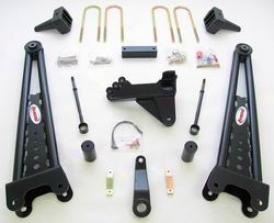 2008 Ford F-250 Super Duty Rancho Lift Kit-suspension Rs6514b