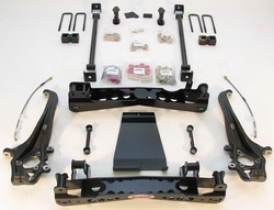 2008 Infiniti Qx56 Rancho Lift Kit-suspension Rs6594b