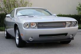 2009 Dodge Challenger T-rex Bumper Valance Grille Insert 45415