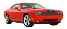 2009 Dodge Challenger T-rex Grille Insert 21416