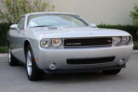 2009 Dodge Challenger T-rex Grille Ihsert 46415
