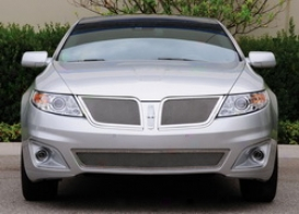 2009 Lincoln Mks T-rex Grille 54718
