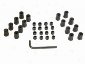 75-80 Chevrolet C10 Mr. Gasket  Rocker Arm Bolt 924g