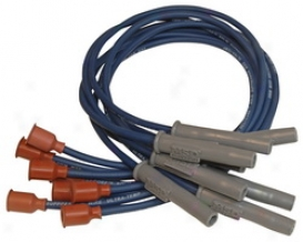 75-83 Chrysler Cordoba Msd Ignition Spark Plug Wire Set 3130