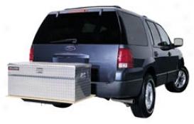 75-86 Chevrolet C10 Deflecta-shield Aluminum Tool Box 5540