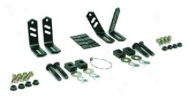 75-86 Chevrolet C10 Valley Tow Fifth Wheel Trailer Hitch Mount Kit