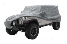 76-86 Jeep Cj7 Smittybbilt Car Shelter 803