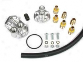 77-80 Buick Century Mr. Gasket  Remote Oil Filter Kit 7680