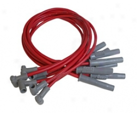 77-83 Jeep Cherokee Msd Ignition Spark Plug Wire Set 35859