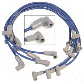 78-80 Buick Century Msd Ignition Spark Chew Wire Set 3559