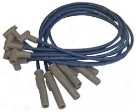 78-81 Buick Century Msd Ignition Spark Plug Wire Set 3118