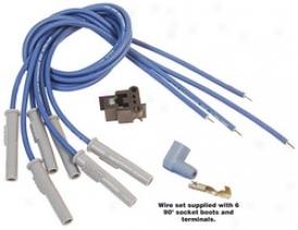 78-93 Buick Century Msd Ignition Spark Plug Wire Set 3116
