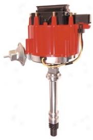 81-86 Chevrolet C10 Msd Ignition  Distributor 8362
