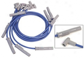 82-83 Chevrolet Camaro Msd Ignitoin Spark Chew Wire Set 3140