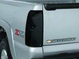 82-92 Chevrolet Camaro Autoventshade Tail Light Cover 31544