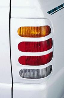 85-03 Chevrolet Astro V-tech Tail Light Cover Trim 1515