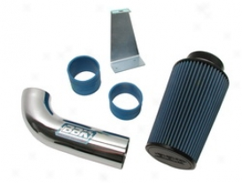 86-93 Ford Mustang Bbk Performance Air Intake Kid 1556