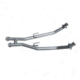 86-93 Ford Mustang Bbk Performance Exhaust Pipe 1507